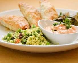 EAT Club vegetarian week
