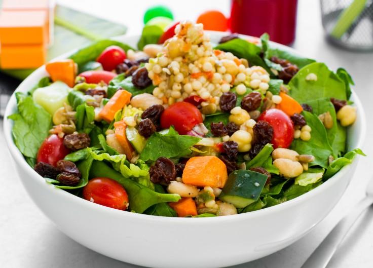 Urban Rabbit Vegan Salad