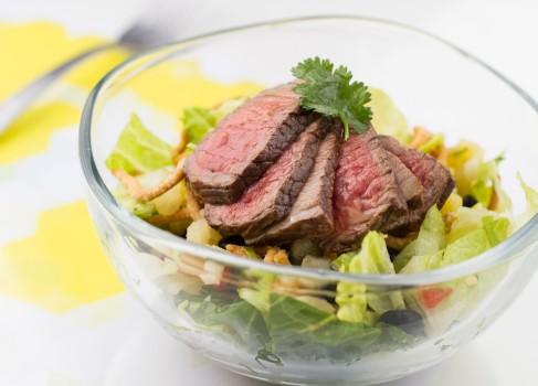 Polynesian Steak Salad