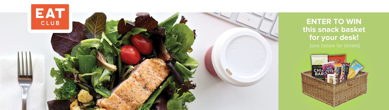 The Picky Eater Presents: Tips for Staying Healthy While at Work