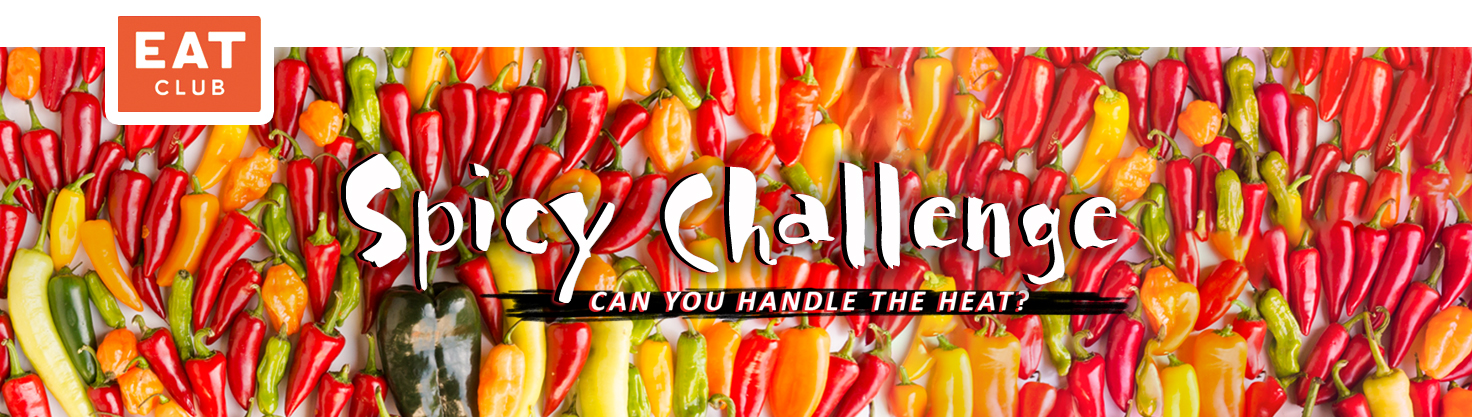 Take the Spicy Challenge and Win HotPrizes